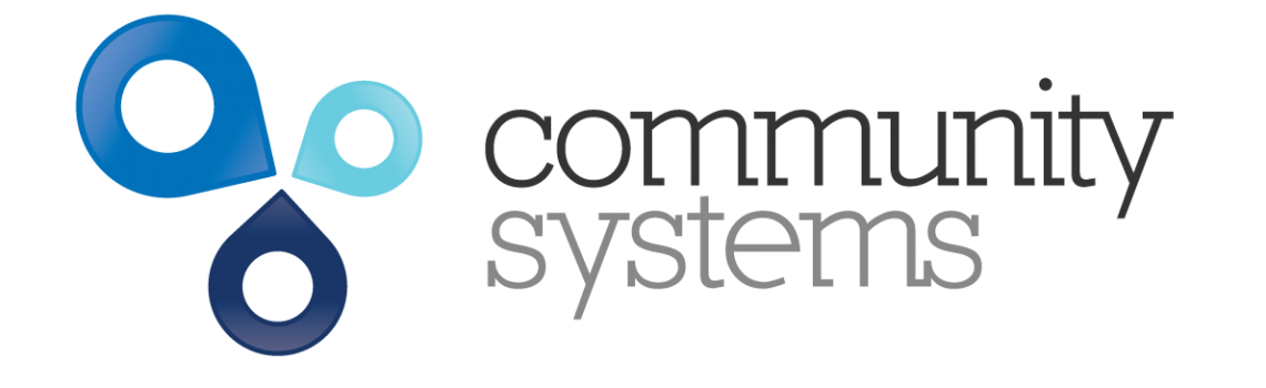 Community Systems Logo