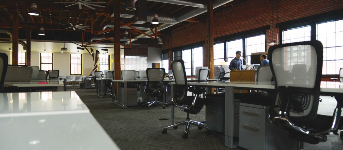 What to Consider When Moving Into A New (Or Your First) Office [Infographic]